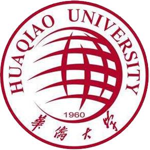 华侨大学成教logo