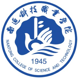 南通科技职业学院成教logo