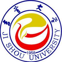 吉首大学成教logo