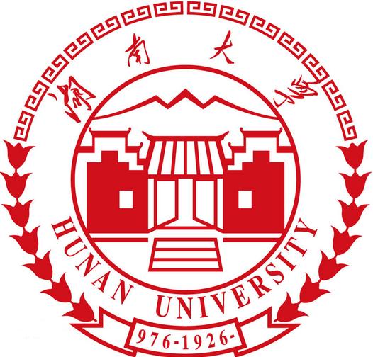 湖南大学成教logo