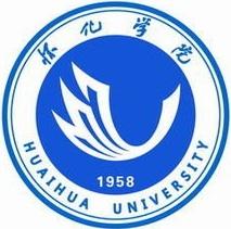 怀化学院成教logo