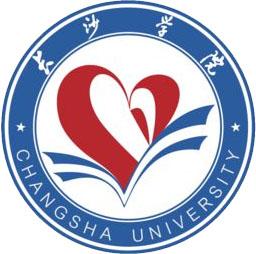 长沙学院成教logo