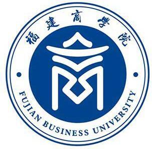 福建商学院成教logo