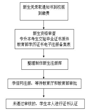 上海市成人高考新生学籍注册与查询!